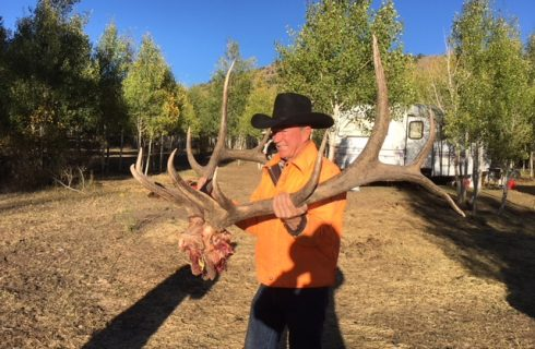 Utah hunting guide Wild West outfitter – Utah BEAR hunting
